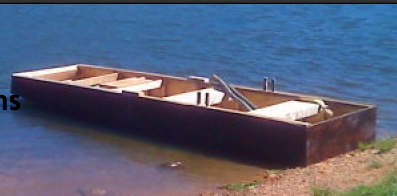 Free Plans: Basic $75 Johnboat