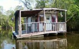Shantyboat/Houseboat for Sale