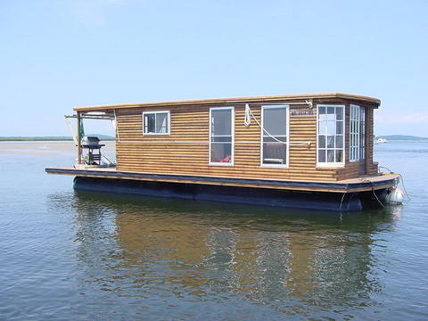 Another Houseboat dream - Boat Design Forums