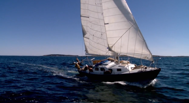 6 Month Sailboat Liveaboard
