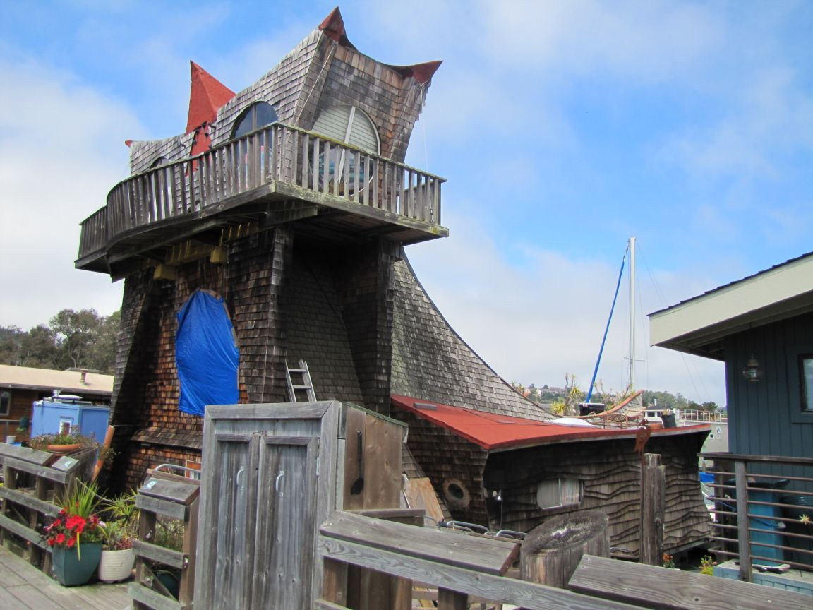 Houseboat building codes victoria