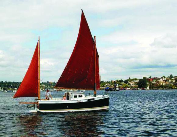 Bolger Diablo Boat : For sale bolger jesse cooper shantyboatliving