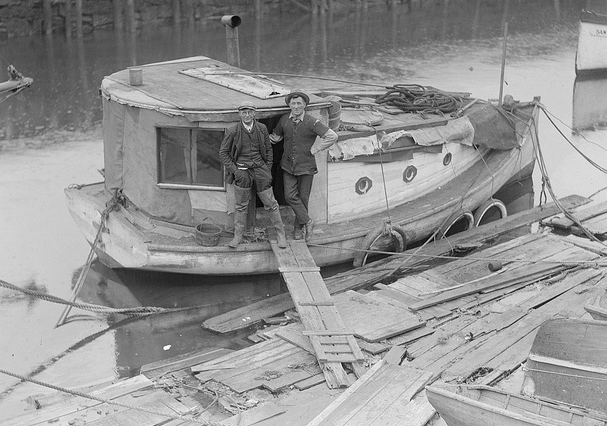 1928 Shantyboat