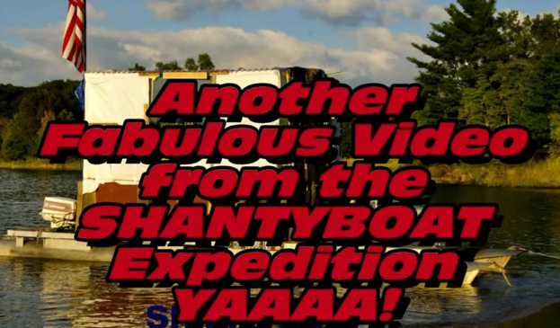 Video:  Shantyboat Adventure