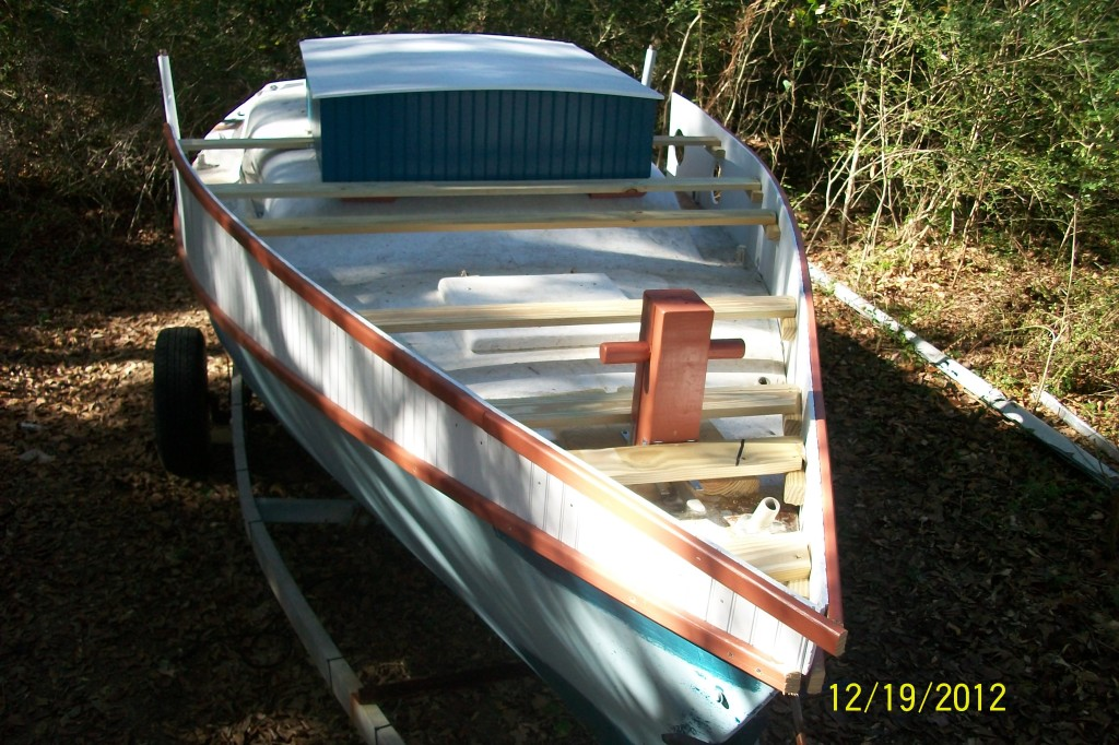 Sailboat into Shantyboat, Part Two