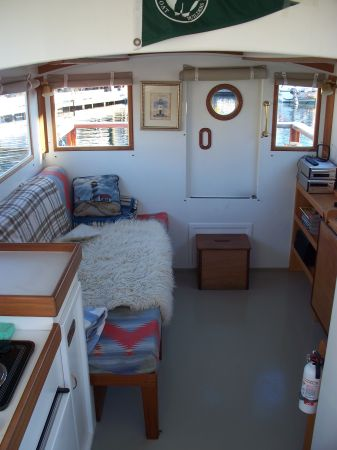 Millie Hill Houseboat For Sale