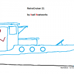 RetroCruiser Sketch 12-11-2012