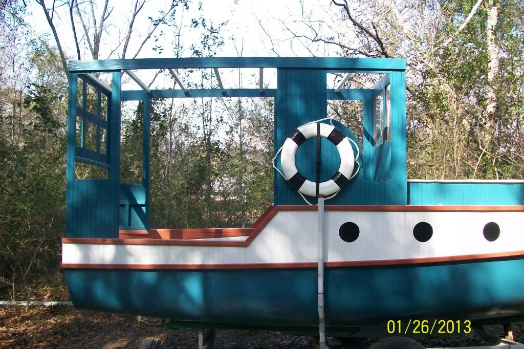 "Forth ""Installment"" – 21 foot Shanty Trawler"
