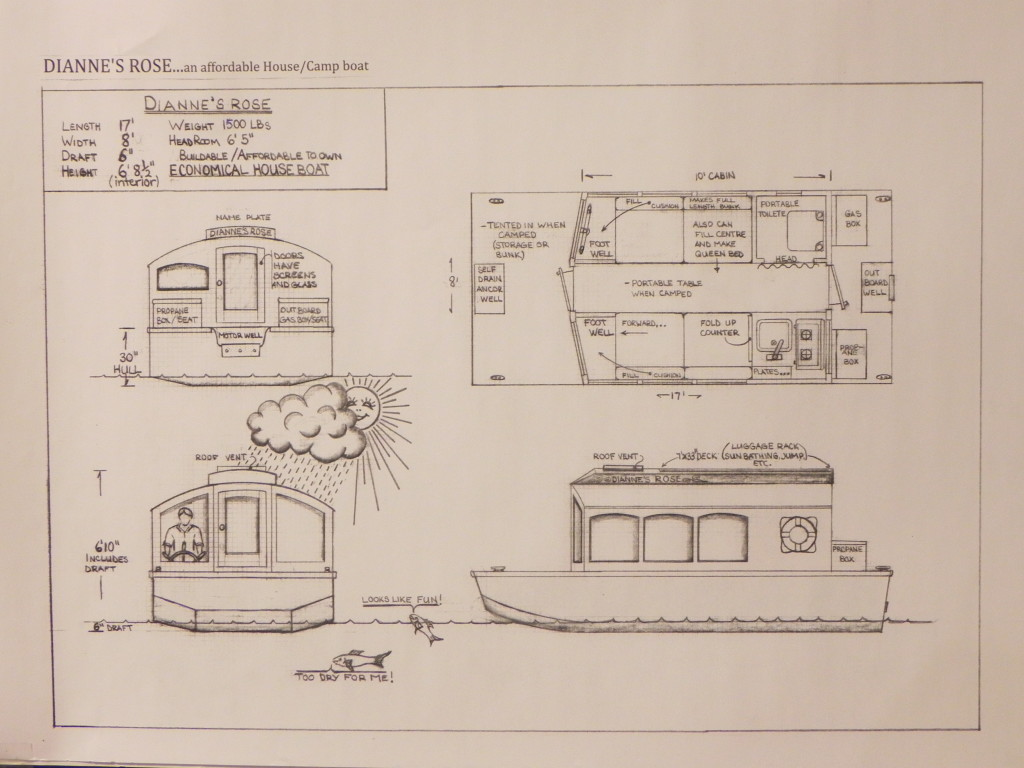 Affordable Houseboat Revisited