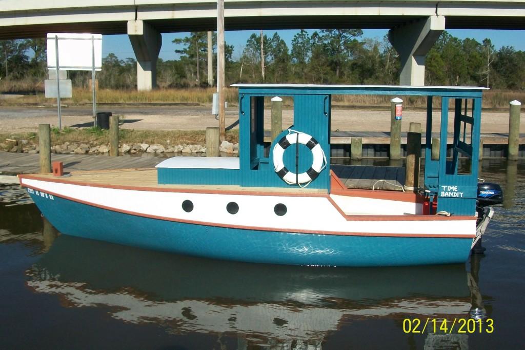 Shanty Trawler is Ready to Use !!!