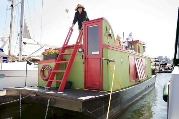 Sugar Shack Houseboat