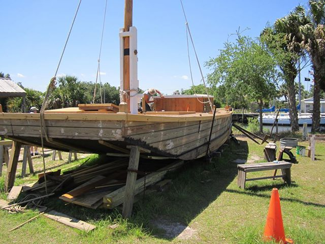 Video:  Crystal River Scow Build