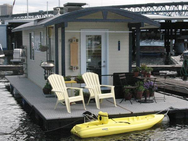 Houseboat Ideas