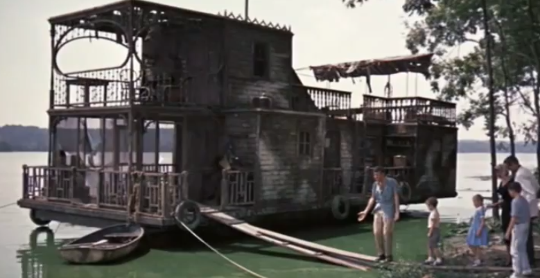Movie:  Houseboat