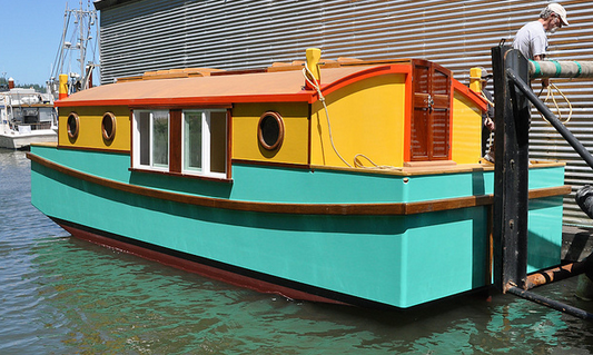 Shantyboat Hotel