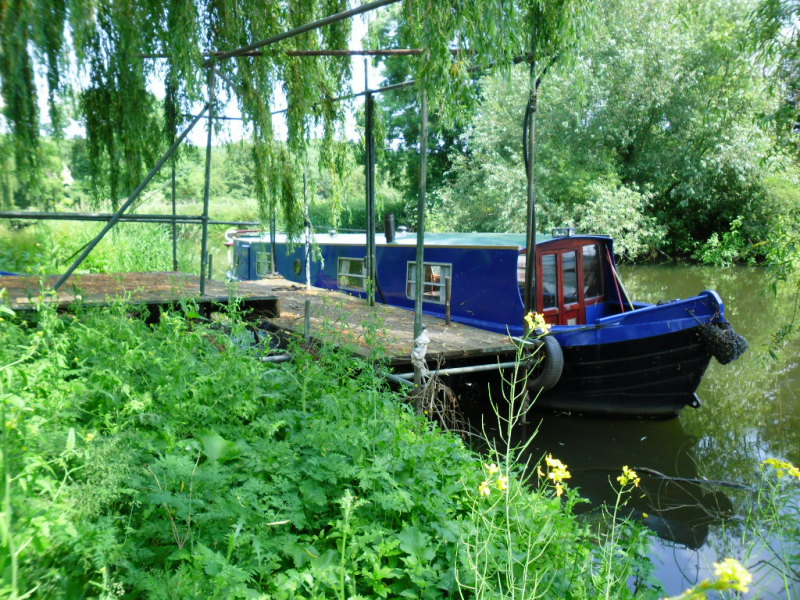 Canal Boat Daydream – The Retirement Years