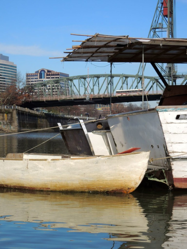 Shantyboaters, Go Away?