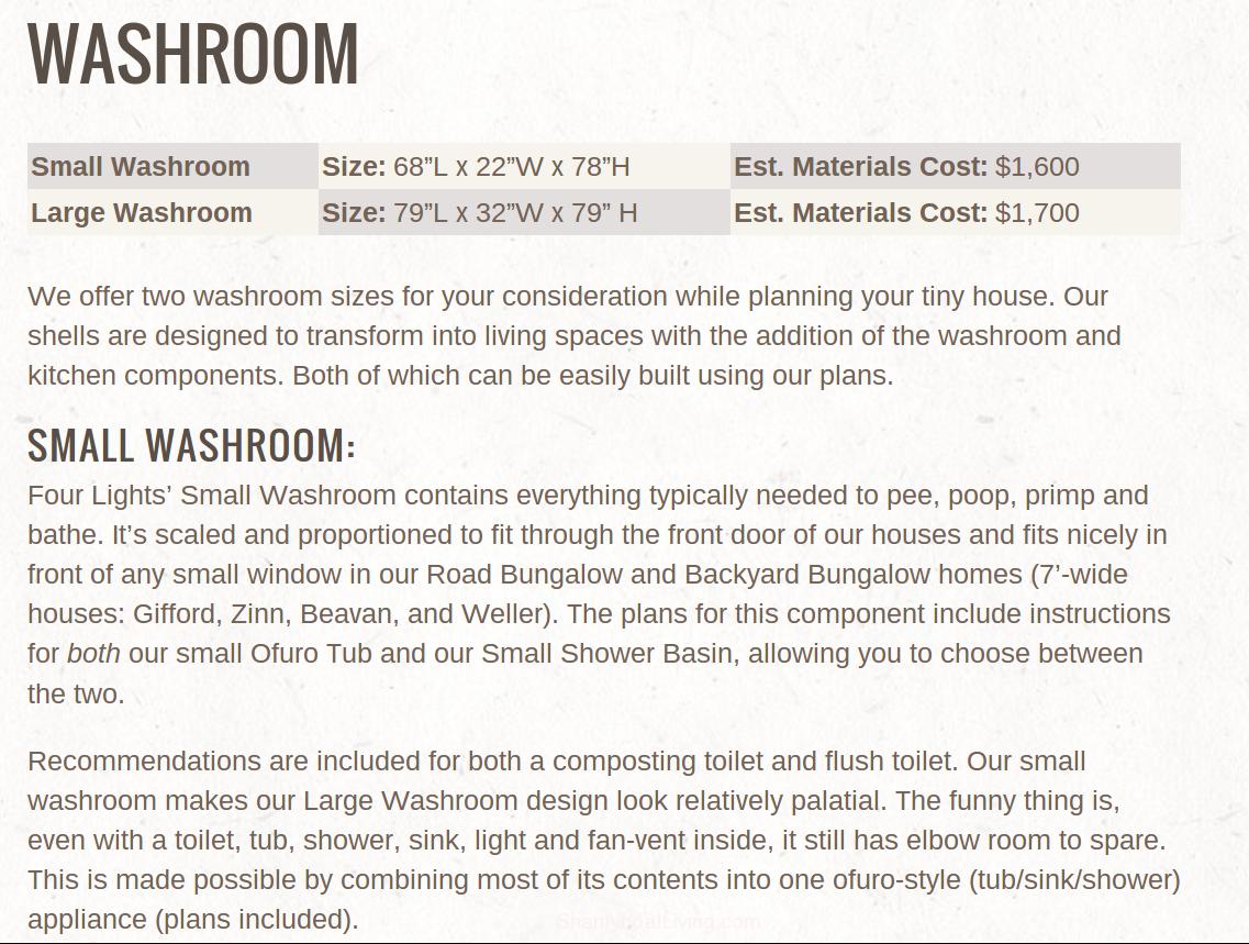 four lights tiny house company. Washroom \u2013 Four Lights Tiny House Company.clipular Company