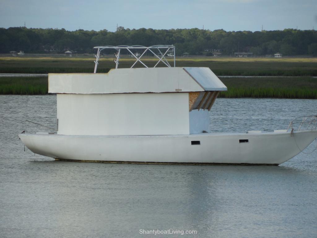 ugly boat nasty