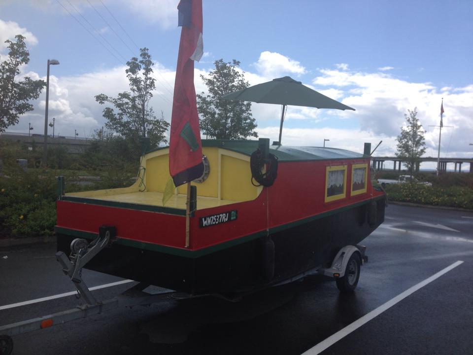 Puddle Ducks and Escargot | ShantyboatLiving.com