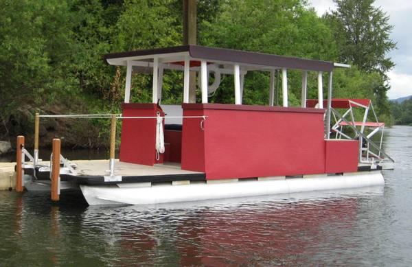 Electric Shanty | ShantyboatLiving com